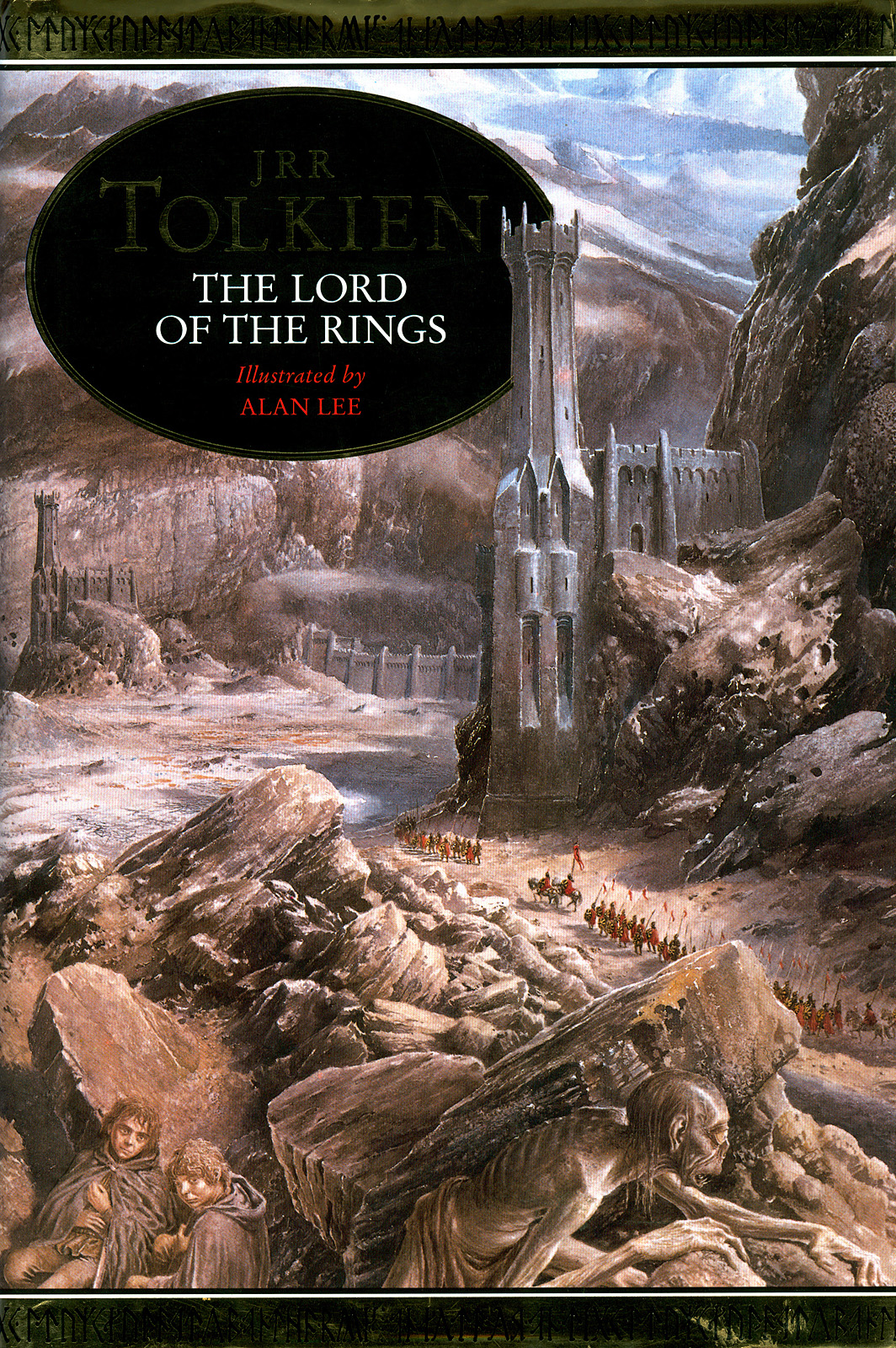 an analysis of the lord of the rings and the hobbit by j r r tolkien In jrr tolkien's fellowship of the ring, the struggle for power over middle-earth and the formation and battle of opposing forces of good and evil is the primary focus in the lord of the rings trilogy the main conflicts seen and foreshadowed in fotr are man versus man, and man versus nature.