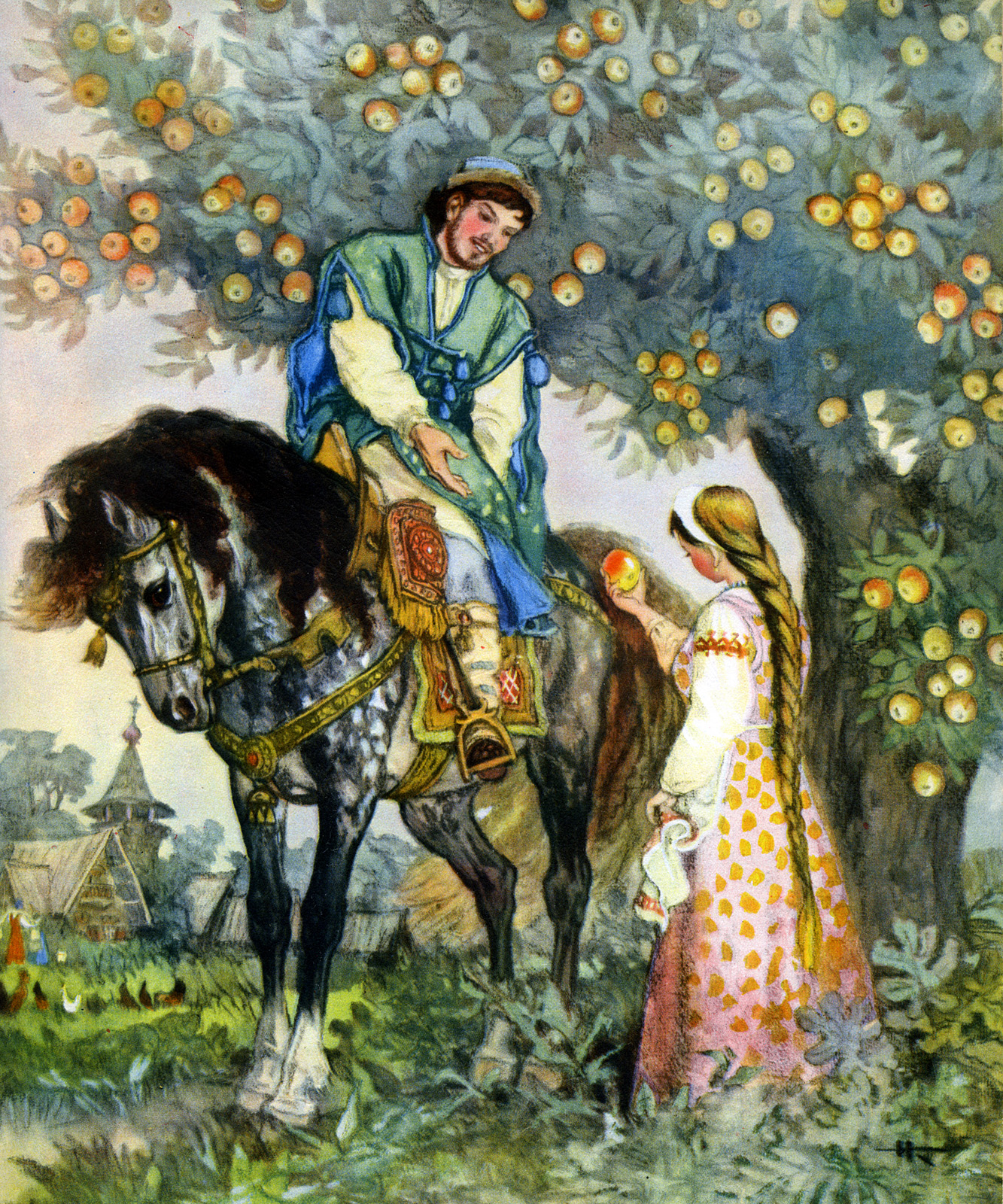 How russian fairy tales famous russian