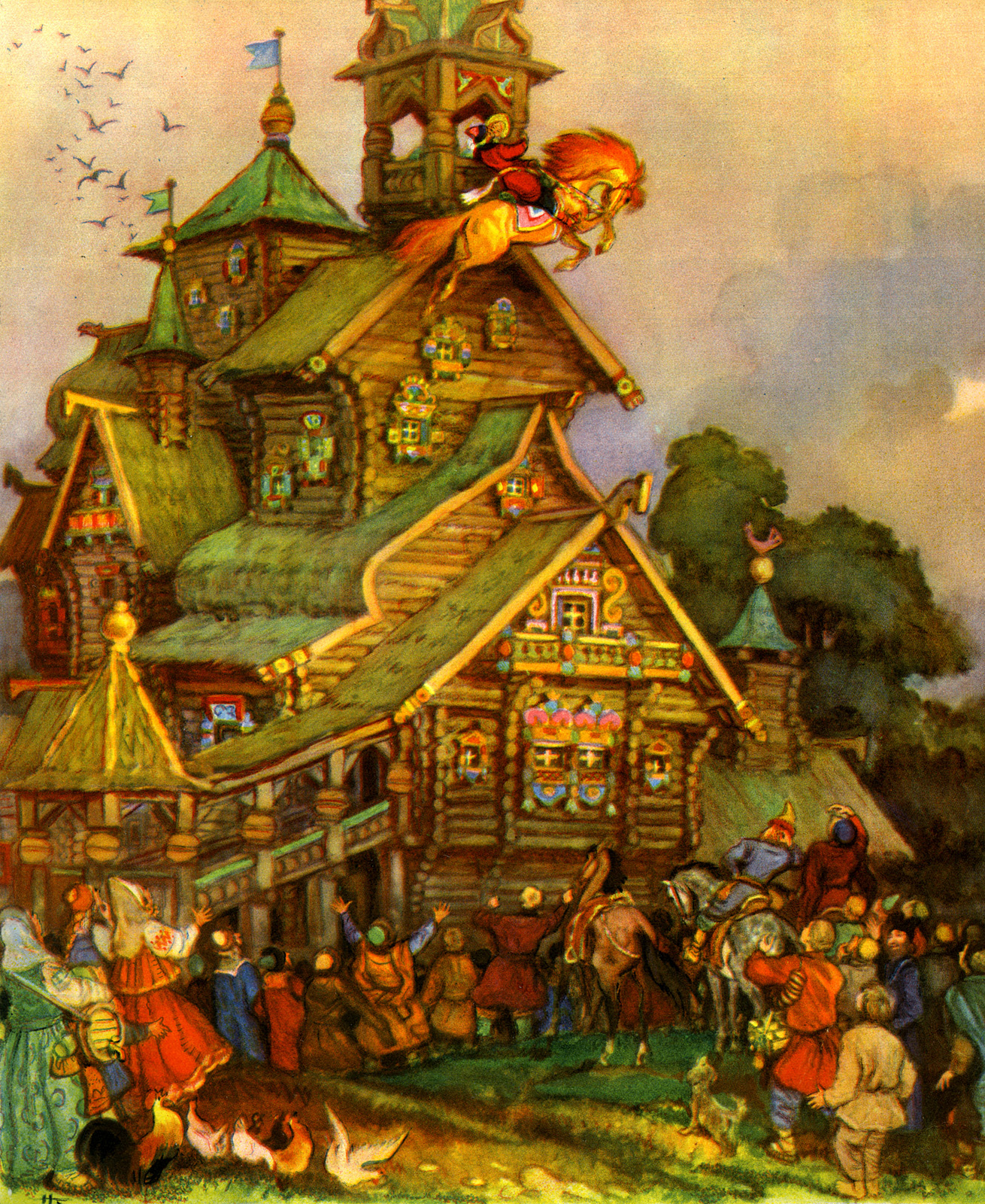 1000+ Images About Russian Folk Art On Pinterest
