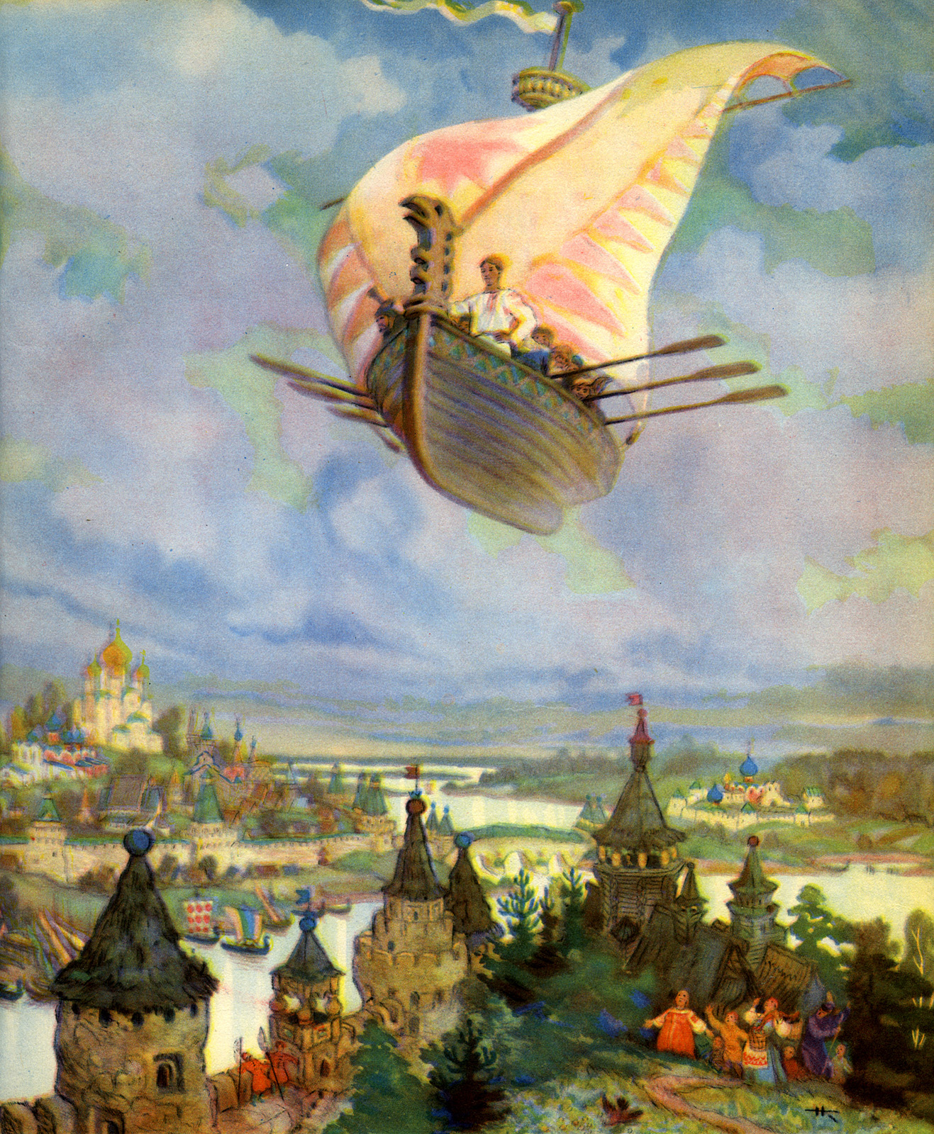 Song all russian fairy tales
