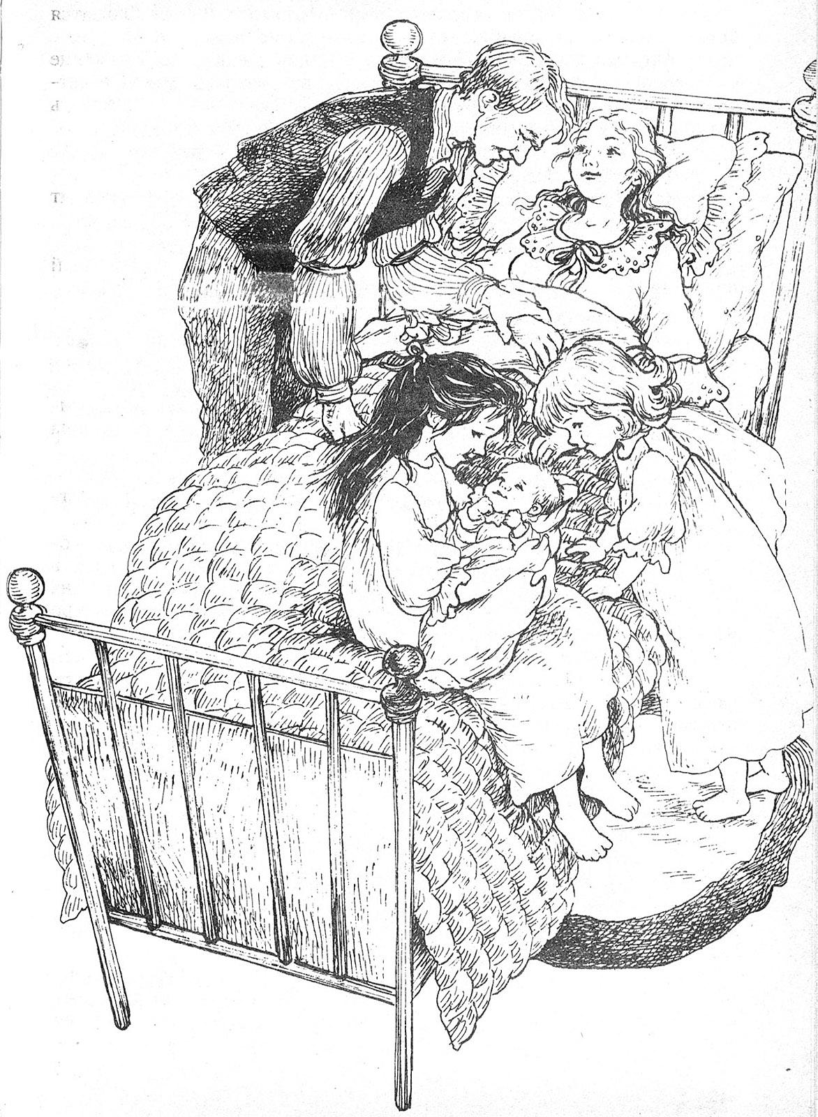 ilon wikland  madieke  illustration zeichnungen kunst