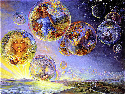 JOSEPHINE WALL  Josephine_wall_bubbles_Seasons%20of%20life_med