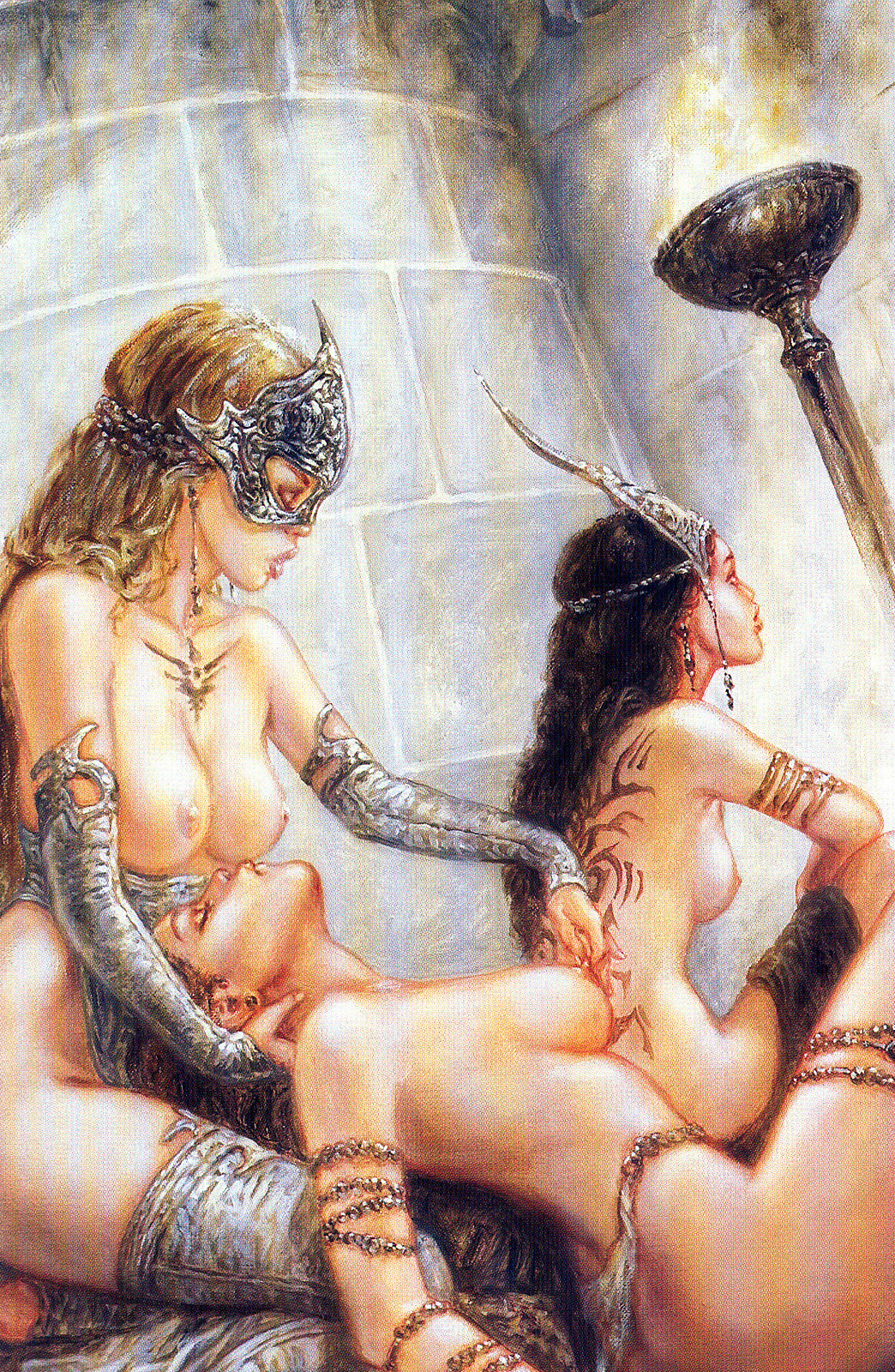 Erotic sex fantasy art naked movie
