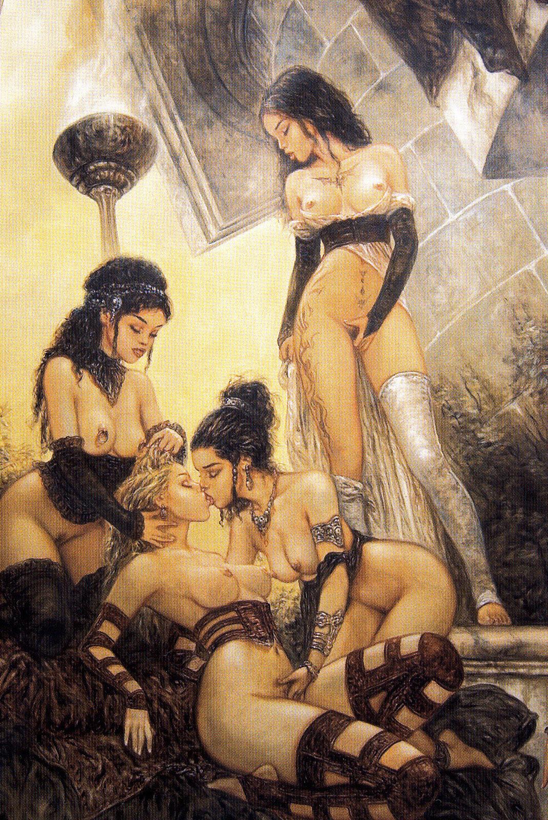 Лесбийская картина