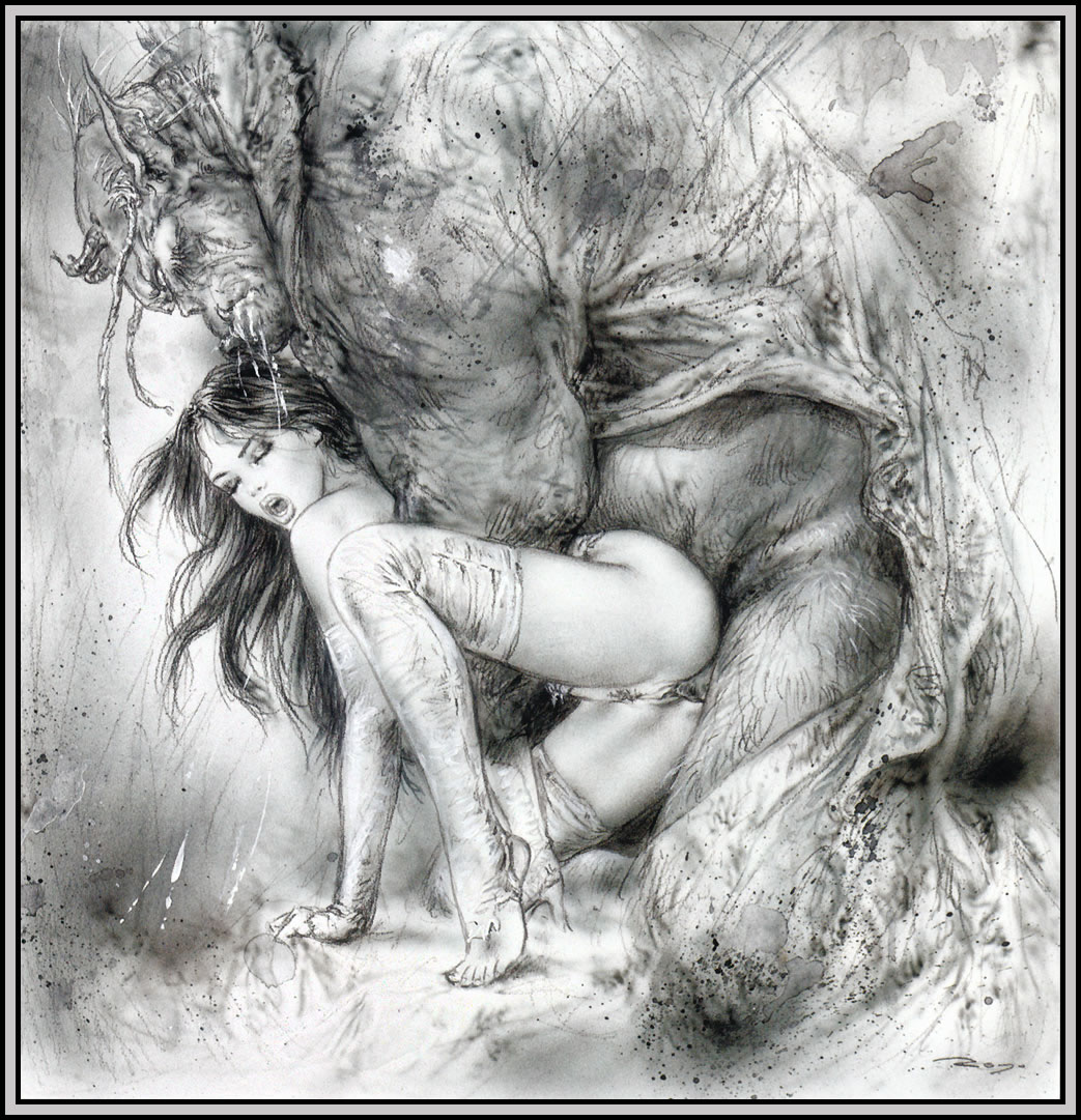 Sexy erotic fantasy art fucking galleries