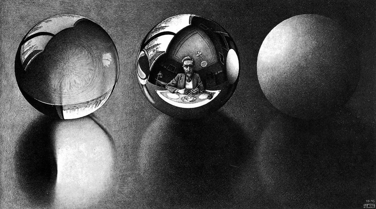 an introduction to the life of maurits cornelis escher Castrovalva for example, where one already can see escher's fascination for high and low, close by and far away the lithograph atrani, a small town on the amalfi coast was made in 1931, but comes back for example, in his masterpiece metamorphosis i and ii mc escher, during his lifetime, made 448 lithographs,.