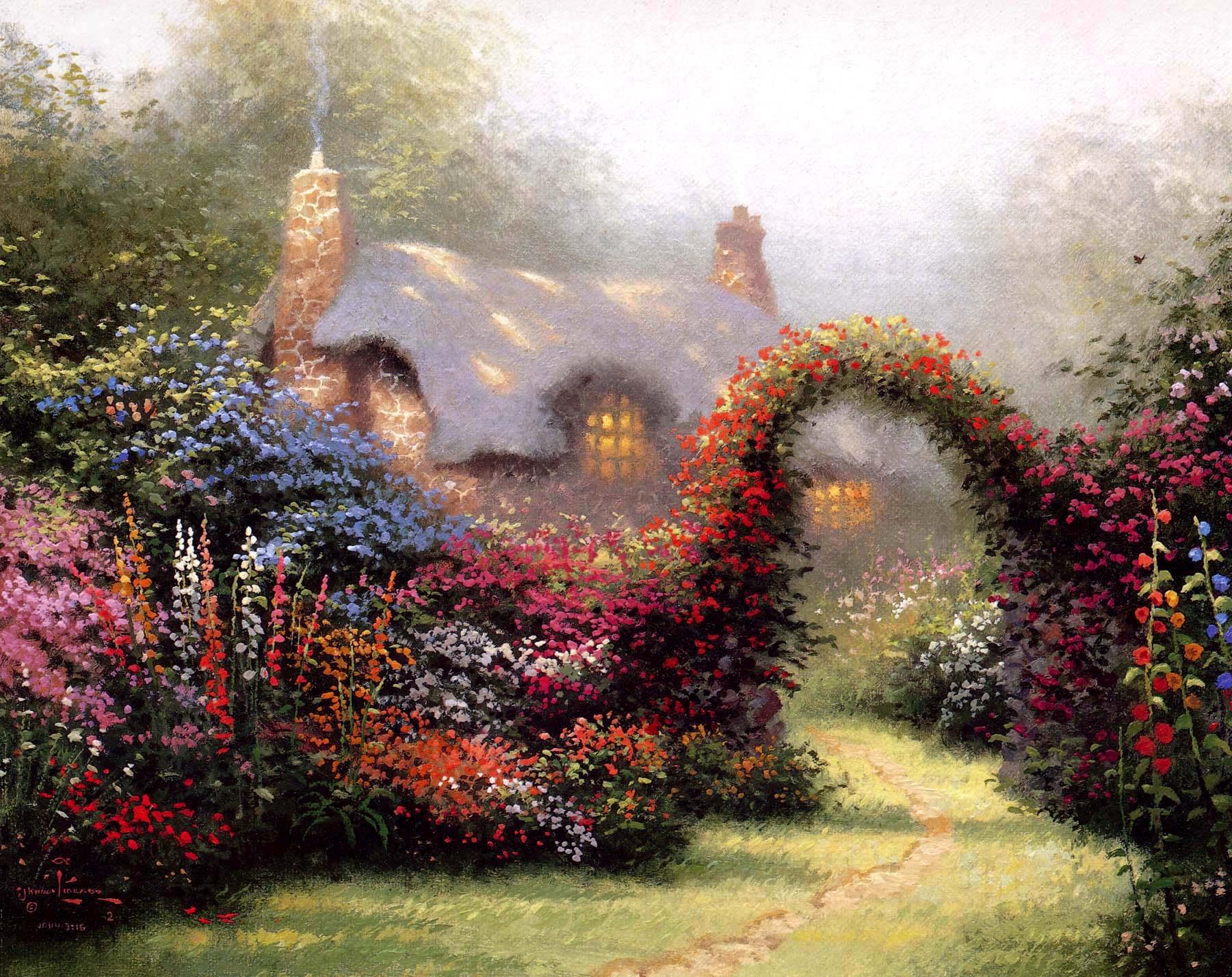 Сад желаний 2000 19 фотография