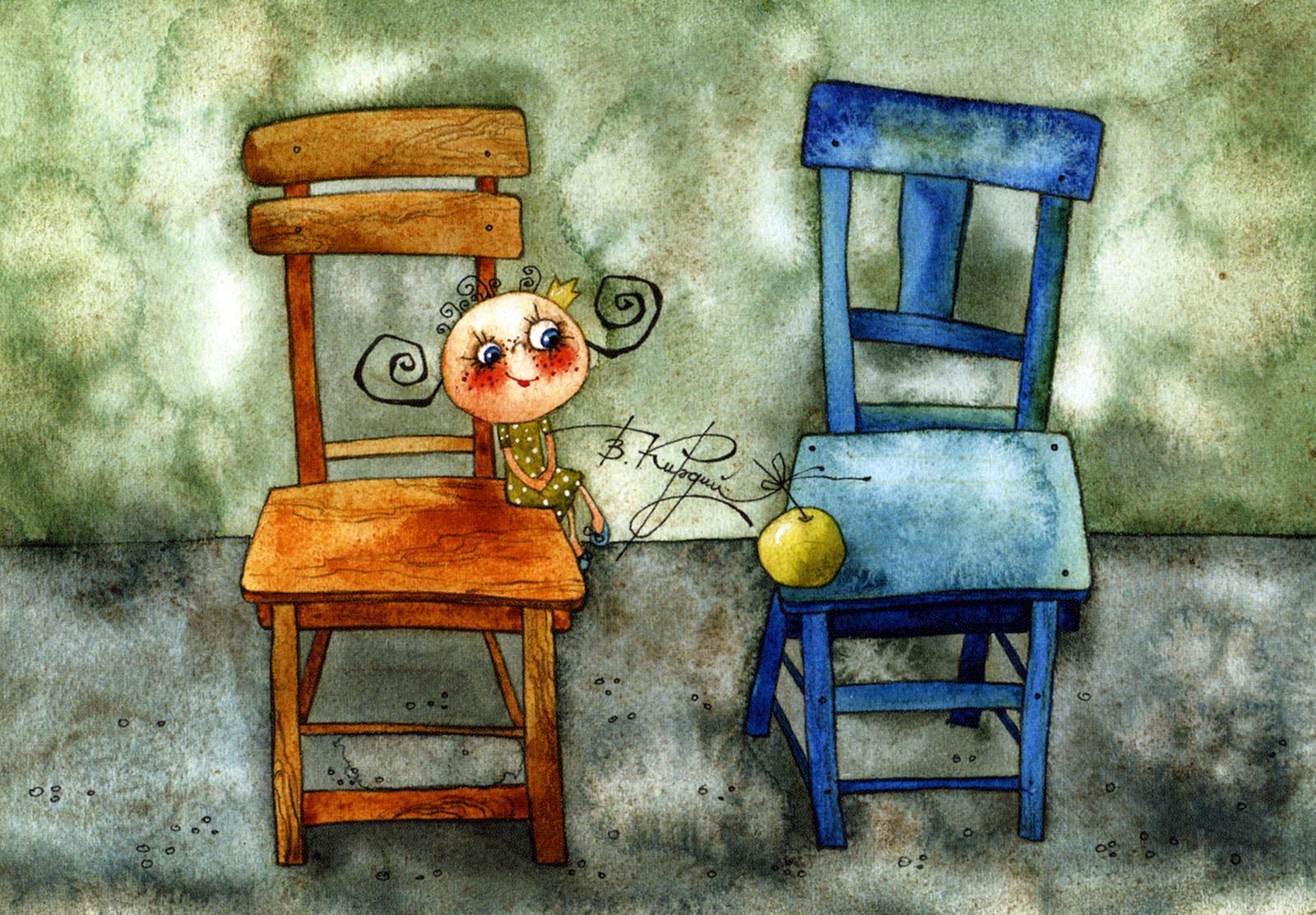 Трется об стул 9 фотография